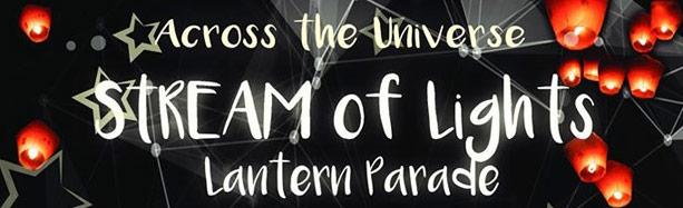 Across the Universe, Essex Lantern Parade 2016