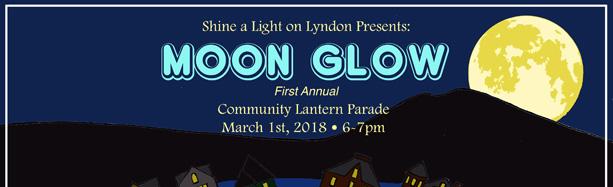 Moonglow Lantern Parade, Lyndonville VT